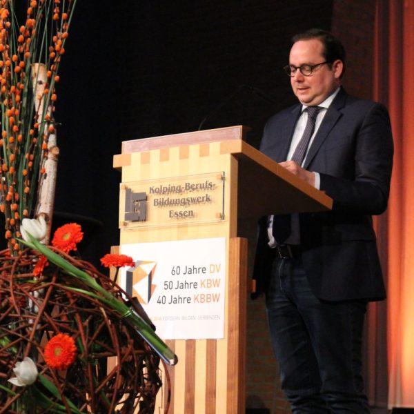 Kolping Im Bistum Essen Beging Festakt Zum 150-jährigen Bestehen