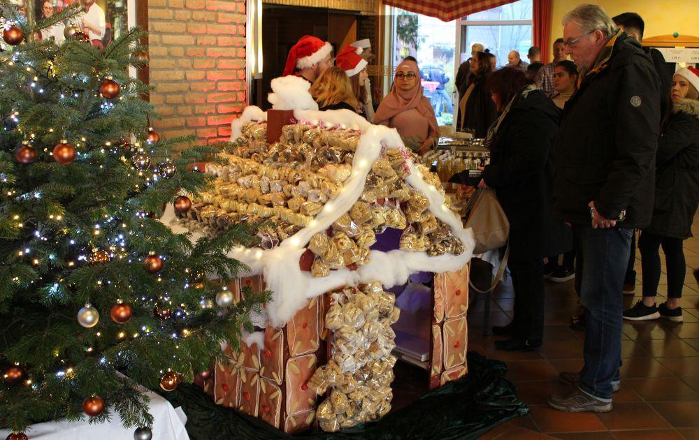 16. Weihnachtlicher Handwerkermarkt Im Kolping-Berufsbildungswerk Essen